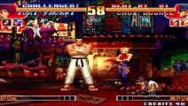 拳皇97 这就是S级高手真正的实力 还有谁不服气的