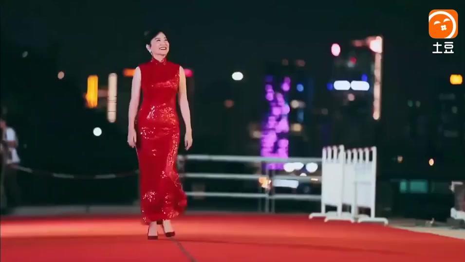 林青霞 谢娜 赵丽颖 朱茵 众女神穿旗袍斗舞 画面美翻了!
