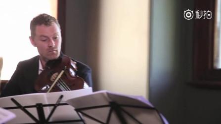 弦乐四重奏: 贝多芬第九交响曲 第四乐章 欢乐颂