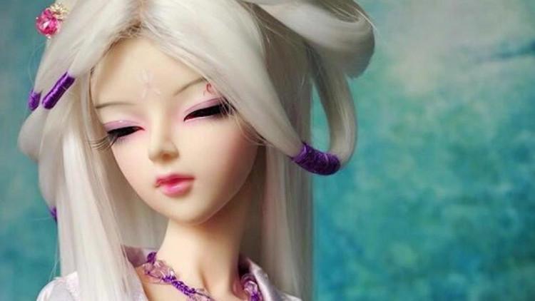 揭秘: 十二星座最爱玩的芭比娃娃,双鱼座的清朝发髻古装娃娃最漂亮!图片