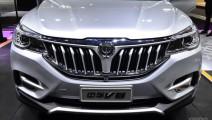 中华这次不负众望,全新宽体SUV配上宝马发动机,价格老百姓也是纷纷称赞!