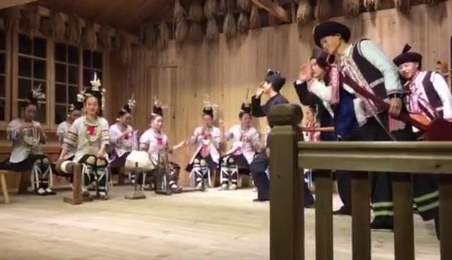 侗族文化琵琶歌