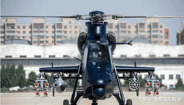 中国直-19E武器系统强到爆表, 令对手看到后胆颤心惊!