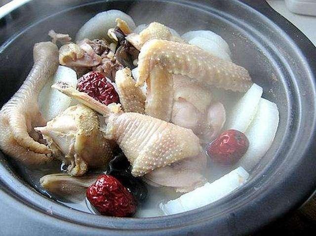 鸡和什么一起煲汤最搭, 女人冬天里的必喝款, 暖身又滋补效果最好