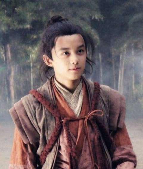 帅帅的吴磊, 小时候更可爱