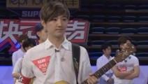快乐男声: 选手弹吉他超神,李健说他比我是歌手乐手都棒
