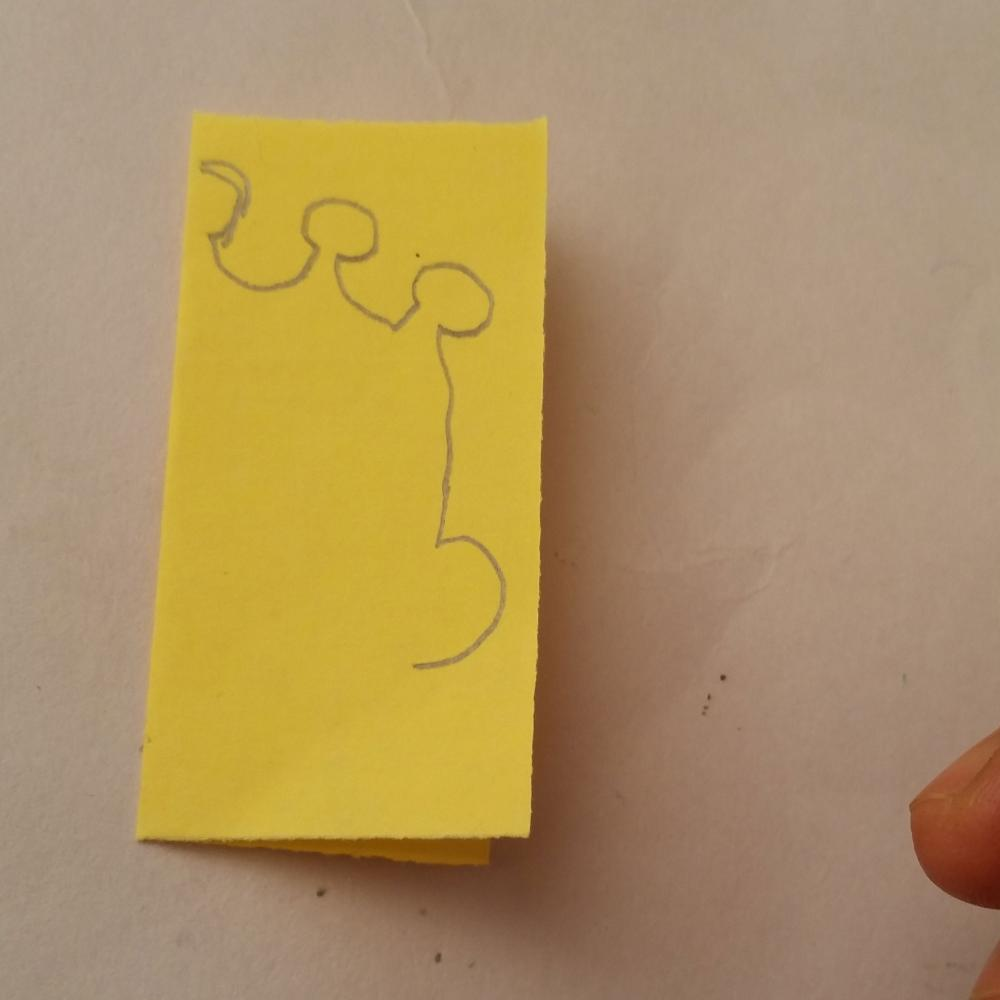 幼儿园diy手工剪纸皇冠制作教程
