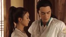 楚乔传花絮: 林更新深吻赵丽颖长达五十秒,两人入戏太深了吗?