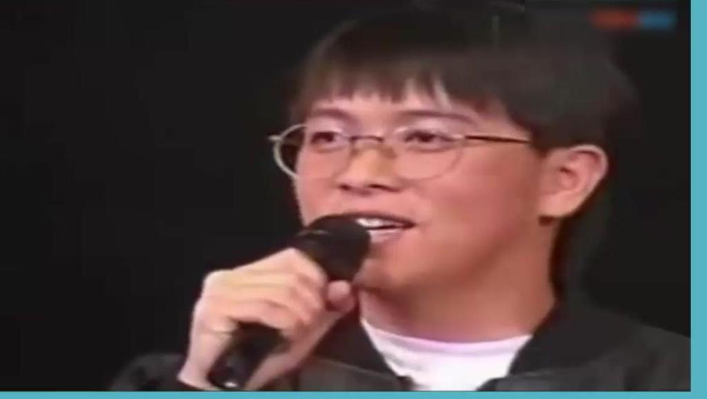 25年前张雨生在北京唱《我的未来不是梦》歌声直穿云霄