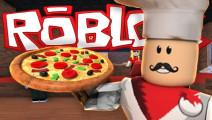 小飞象解说✘Roblox披萨工厂 我居然开了家披萨店 中华小当家教你做披萨 乐高小游戏