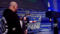 2000斤的力量!不愧是WWE重量级选手