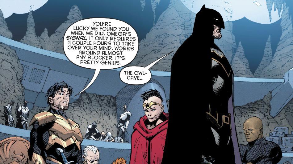 《蝙蝠侠: 最后的骑士》在坠入黑暗之后, 蝙蝠侠毁灭了整个世界!