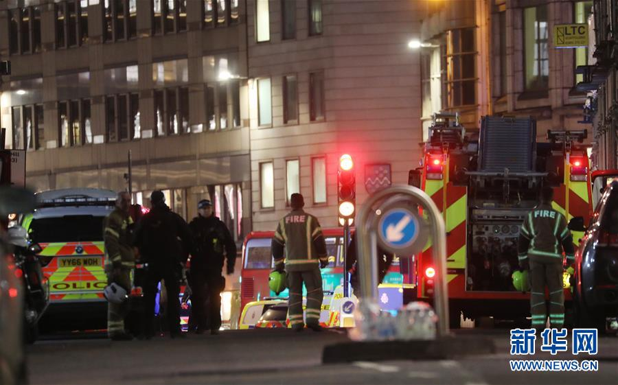 伦敦发生袭击事件