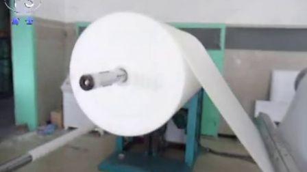 PE foam sheet machine in Poland 家具包装膜挤出机 发泡网机 PE珍珠棉机 塑料挤出设备