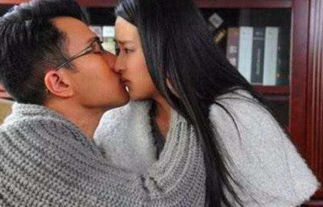 拍吻戏爱伸舌头的男星居然有他, 最后一张不忍直视, 娘娘孙俪知道吗?