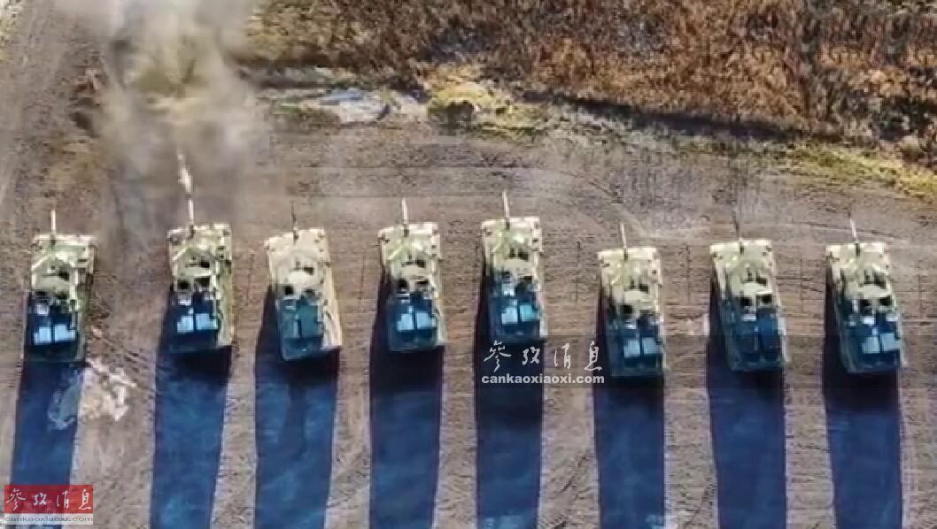 1分钟内灭六目标! 瑞典豹2坦克实弹打靶(图7)