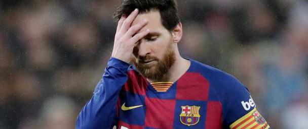 关于梅西告知想离开巴萨的消息越演越真实,主席巴托梅乌急坏了,梅西在这个时候提交离队通知