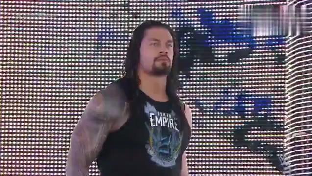 WWE 伦斯隔空喊话Triple H