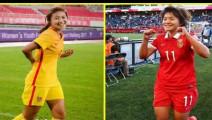 中国女足中前场人才辈出,慢镜欣赏王霜和沈梦雨这几脚世界级水准的传球助攻!