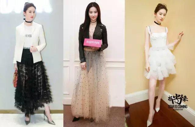 今夏仙气十足的纱裙才是主流, 因为显瘦 5