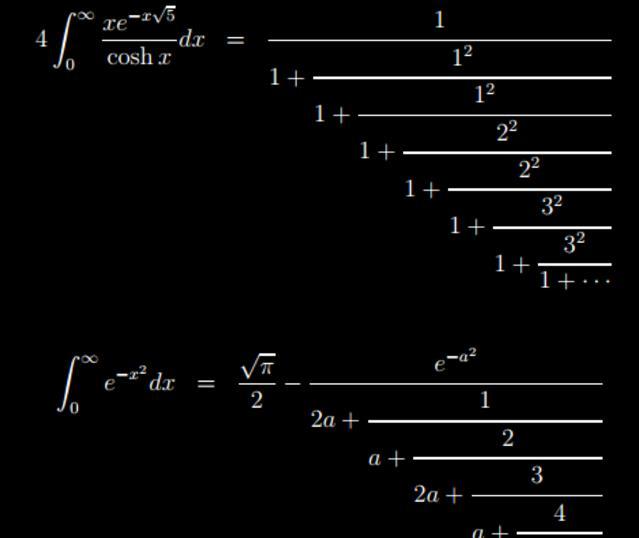 """""""学渣""""中的天才: 只活了32岁, 却留下3900个公式  穿越"""