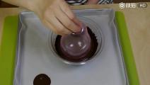 巧克力碗的制作技能,你需要的只是气球而已,这创意给满分!
