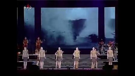 朝鲜牡丹峰乐团 -《日月同光》[电视剧《毛岸英》片尾曲]