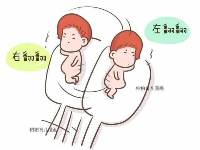 孕妇睡觉有多累?