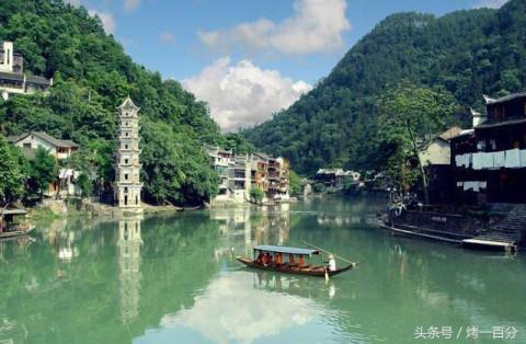 桃花源位于湖南省桃源县西南15公里的水溪附近,距常德市34公里.