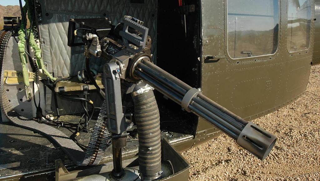 加特林一般持续射多久,射多少子弹就会报废?