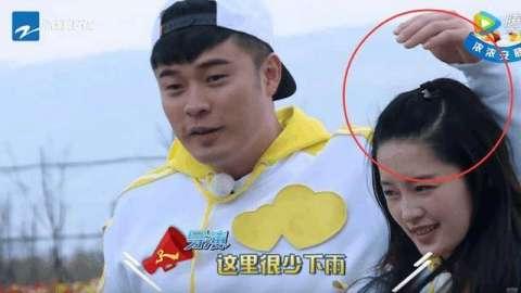 陈赫跑男李沁-陈赫小傻瓜表情包