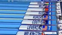 游泳比赛中最惊天的逆转!最后50米,叶诗文竟连超5名选手夺冠