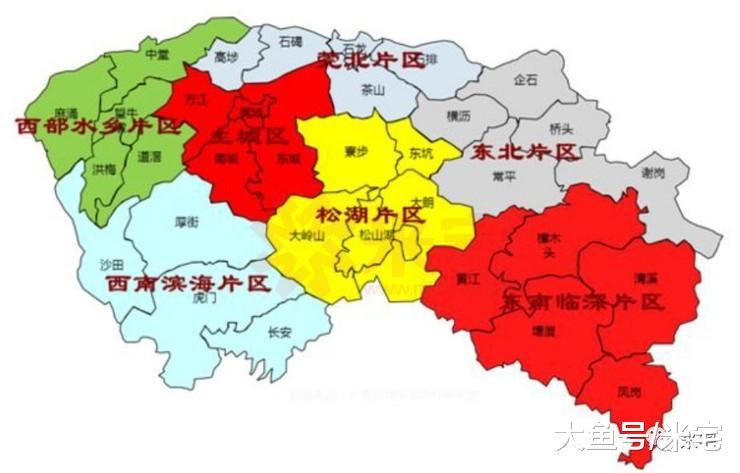 摸底临深: 惠州为何干不过东莞?(图2)