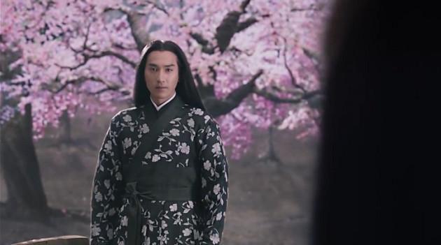 盘点辣眼睛的黑长直古装美男子, 陈坤妖娆, 最后一位丑哭!