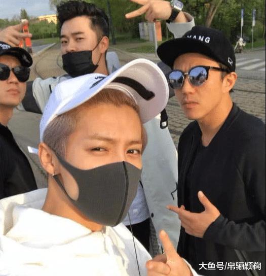 邓超发视频宣布与鹿晗解除父子关系, 鹿晗五字回应, 网友: 扎心了