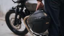 Quin智能摩托头盔,让出行更安全