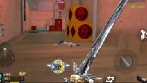 晓影CF: 这才是擎天柱大宝剑的正确使用姿势!重击秒杀全场!