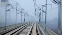 日本的面子也不给,美国送中国825亿高铁巨单,最后关头意外发生