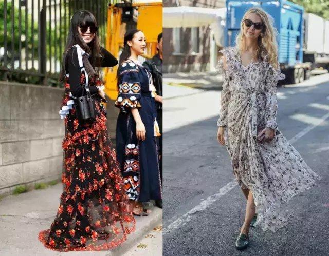 今夏仙气十足的纱裙才是主流, 因为显瘦 34