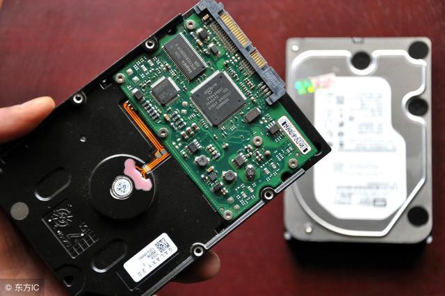 硬盘有一个重要的性能指标就是存取速度(图2)