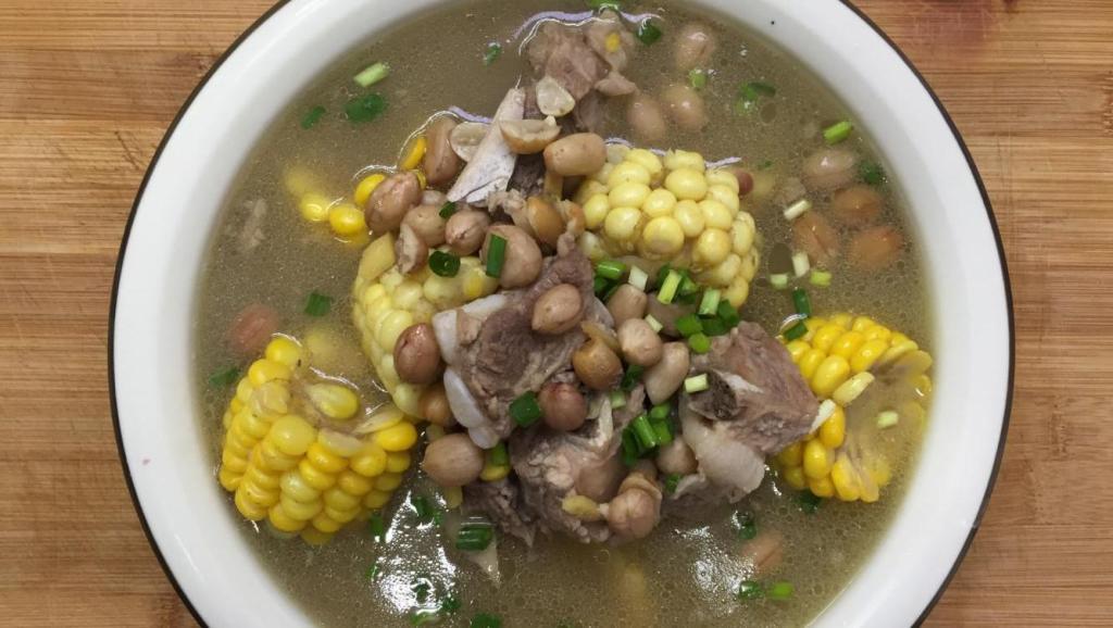教你在家煲排骨汤,最简单做法,最好喝的配方,不下厨的人都能做