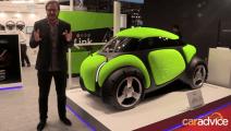 日本首创,全球第一辆,可以变形的橡胶汽车,人类永远不怕车祸了