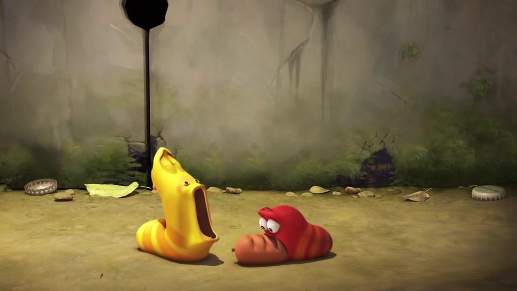 爆笑虫子: 这就是小红得罪外星人下场,心疼小红三秒钟!