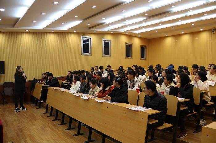 皖西学院法学院召开2019级转入法学专业同学欢迎会