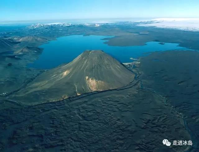 hágngalón是冰岛高地的一个湖泊.