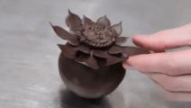 巧克力大师 仿真睡莲