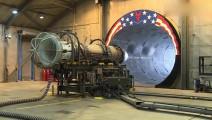 感受战机15000马力发动机性能测试!
