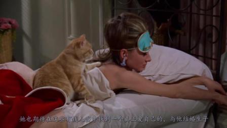 奥黛丽赫本主演的爱情电影,不愧是经典,简直美极了!