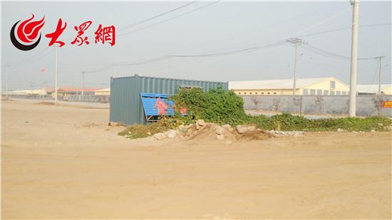 潍坊: 大量油罐车停放在养殖区附近 市民提心吊胆