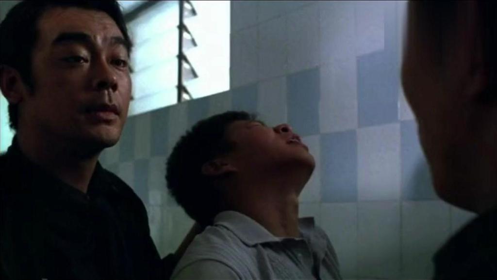 刘青云在李连杰面前表演功夫,没想到李连杰才是功夫高手,吴京表示不服